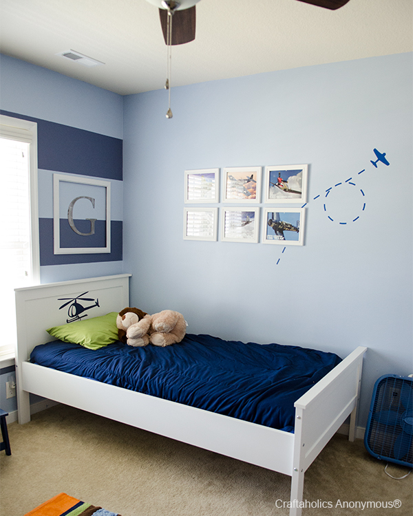 Blue Kids Room: Craftaholics Anonymous®