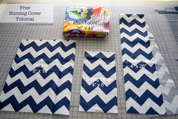 how to sew a nursing cover