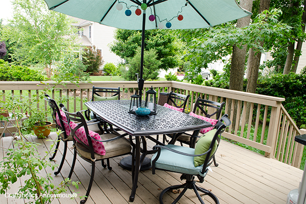 Craftaholics Anonymous® | Patio Update + $100 Lowe's Gift Card