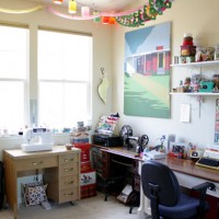 Craft Room TOUR: Oh the Cuteness