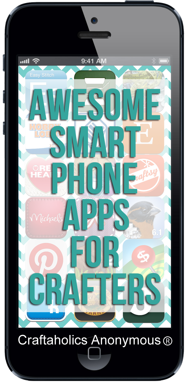 smart phone apps for crafters