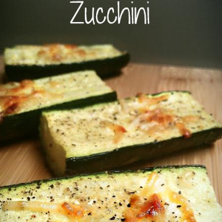 roasted zucchini recipe