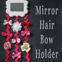 How to Make a Bow Holder