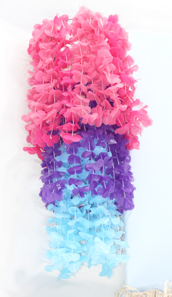 diy lei chandy