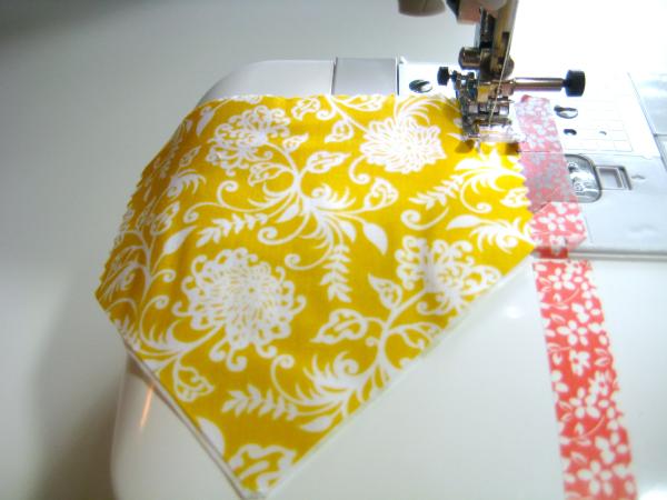 fall fabric banner