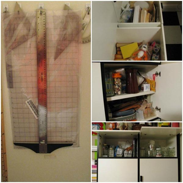 Wardrobe Craft Storage
