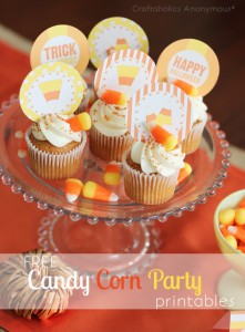 candy corn party