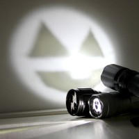 Halloween Flashlights: Easy DIY Craft