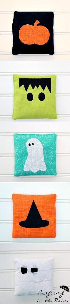halloween bean bag pattern