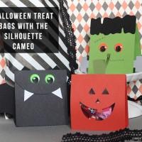 Spooky Halloween Treat Bags Tutorial