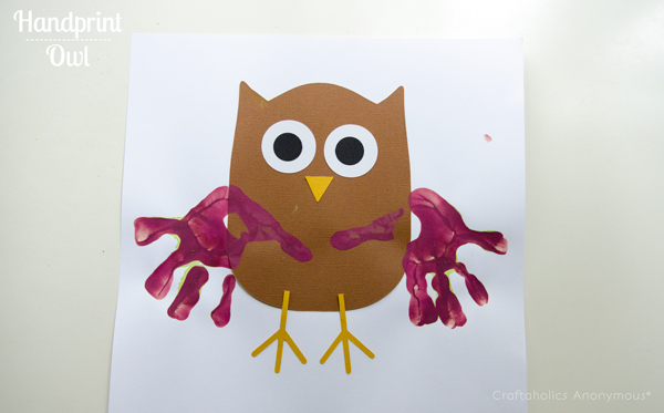handprint-owl