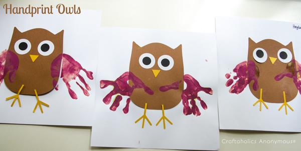 handprint-owls