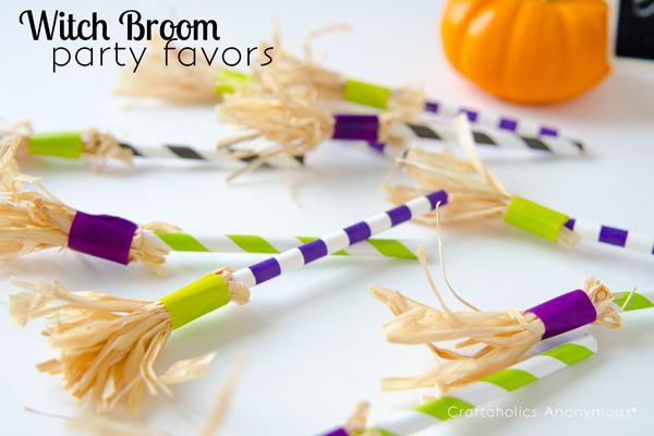 witch broom craft