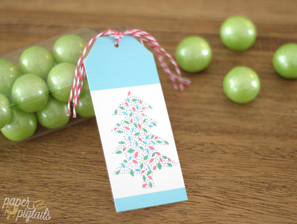 christmas tag printable
