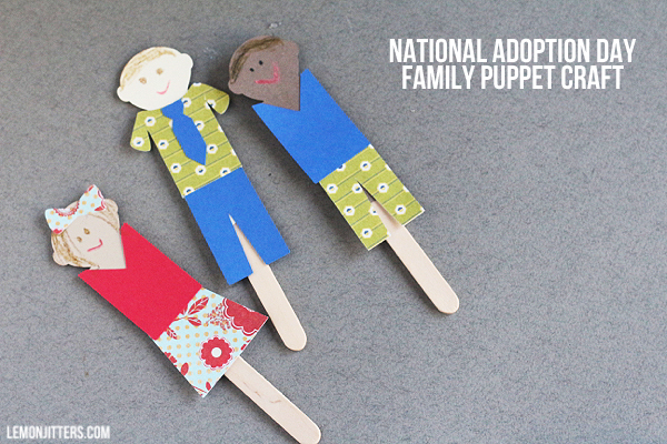adoption day craft