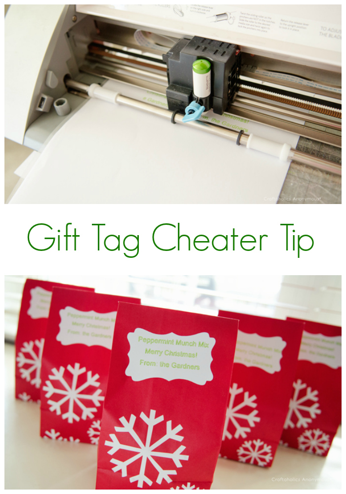 gift tag cheater tip