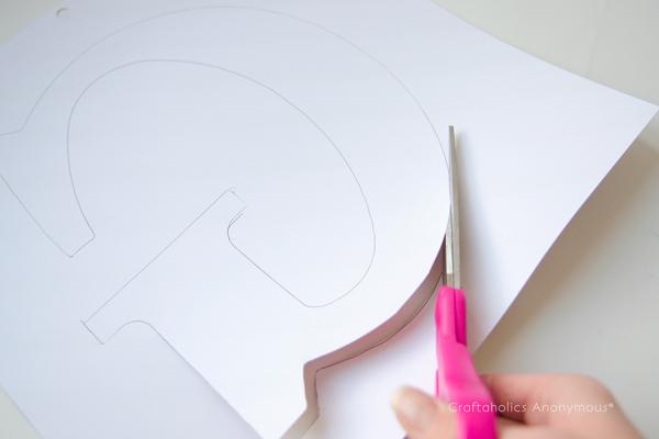 monogram craft