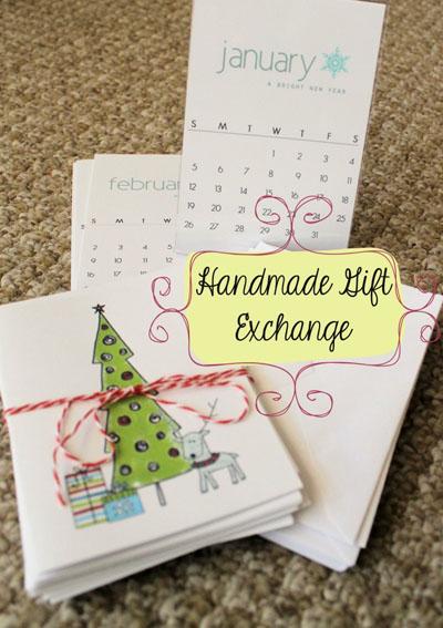 Christmas Note Cards & Desk Calendar