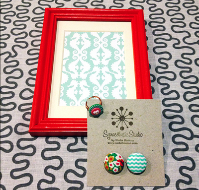 Fabric Magnets