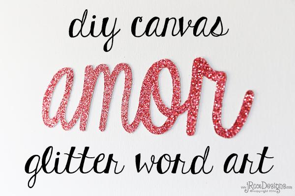 Glitter_Word_Art