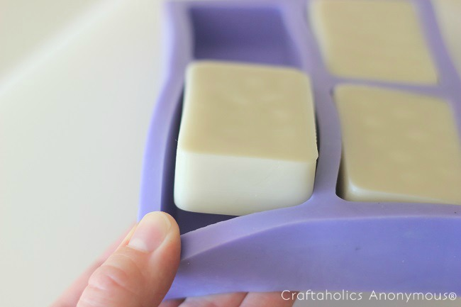 lotion bars recipe on Craftaholics Anonymous
