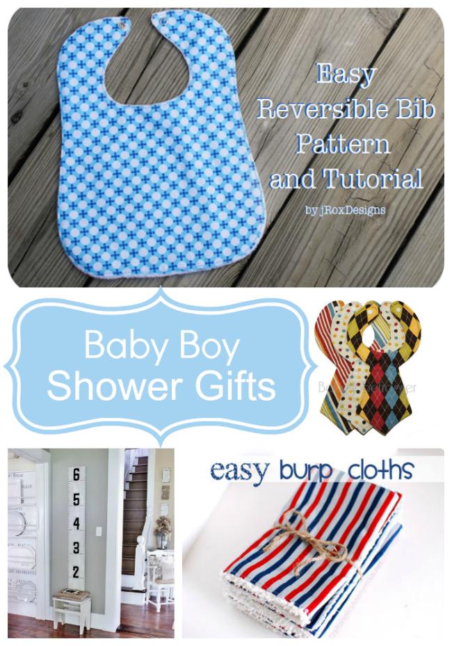 Rainbow Baby Shirt: Handmade Baby Boy Shower Gifts