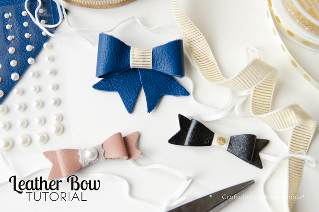 leather-bows
