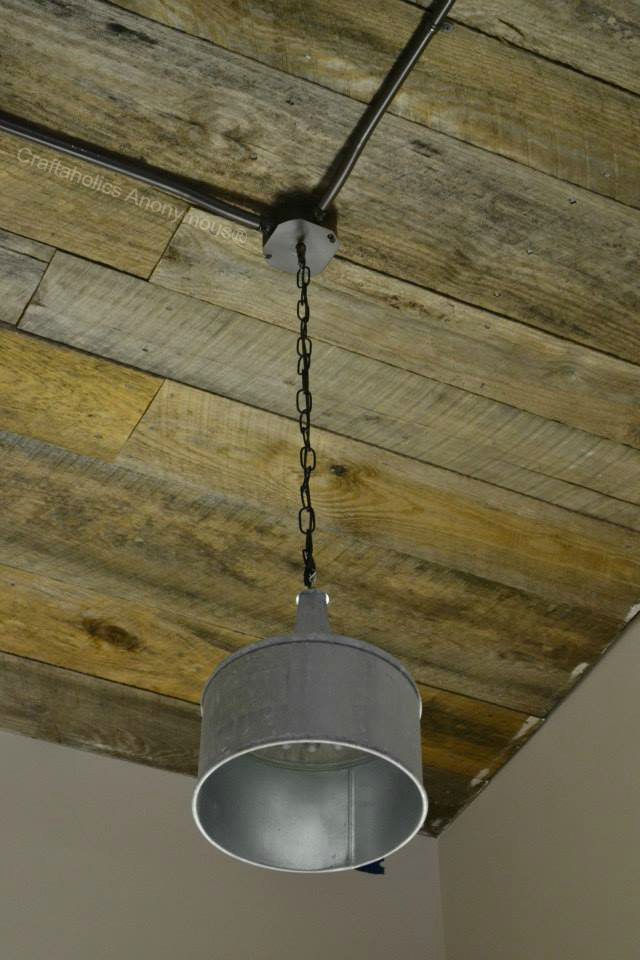 Craftaholics Anonymous 174 How To Add A Wood Ceiling Diy