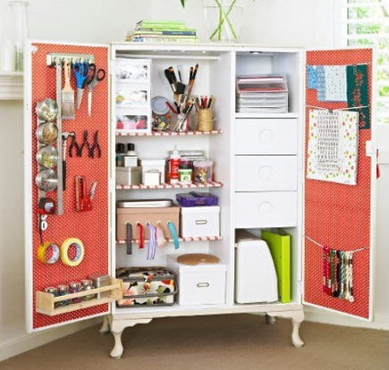 armoir craft storage