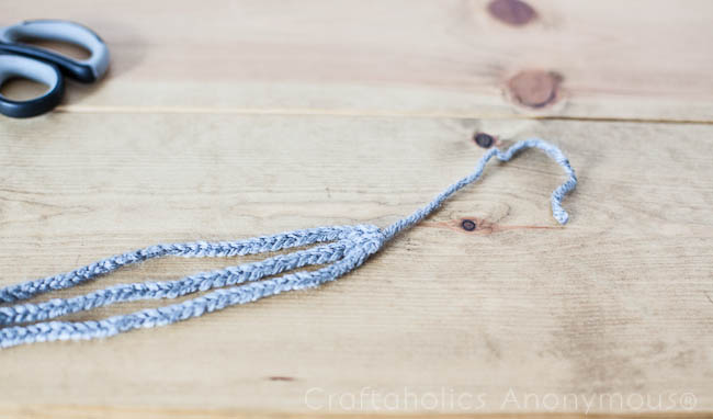 crochet bracelet tutorial #crochet