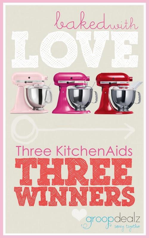 kitchenaids giveaway