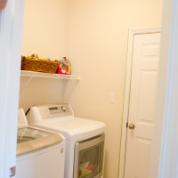 Laundry Room Makeover in Progress