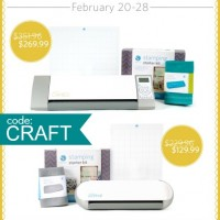 Silhouette Stamping + Free Shipping promo