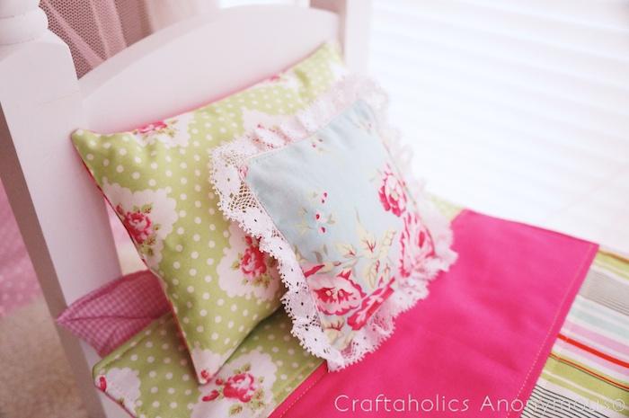 doll pillow tutorial