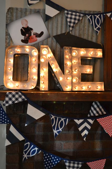 marquee sign tutorial. fun, easy craft! Perfect for weddings, parties, home decor, etc