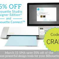 Silhouette Connect + Designer Software Discount