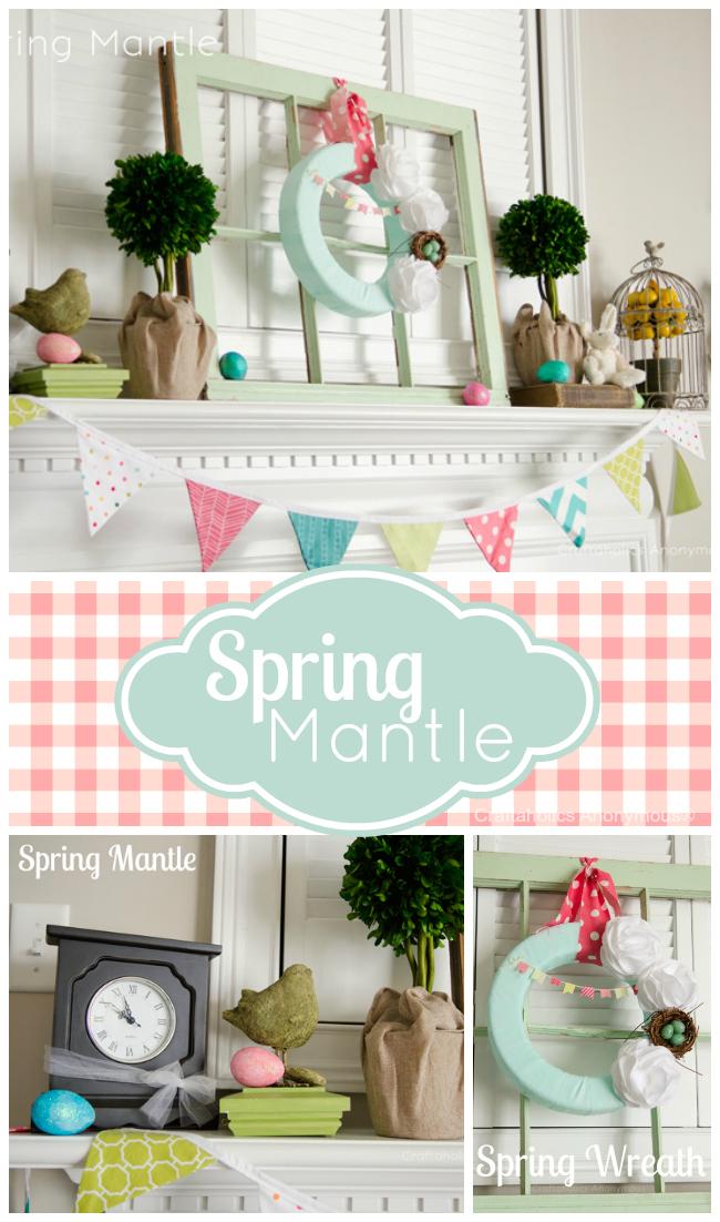 spring mantle