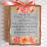 Mother's Day Printable Canvas