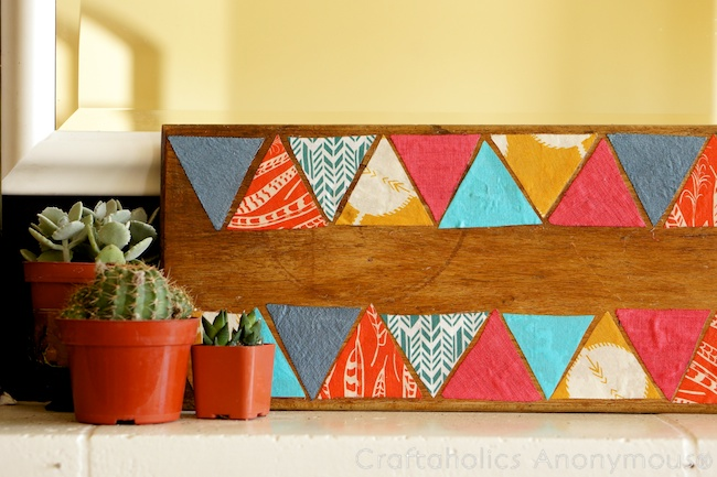 triangle craft