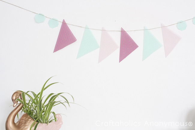 spring craft - love how unique and non-traditional it is!