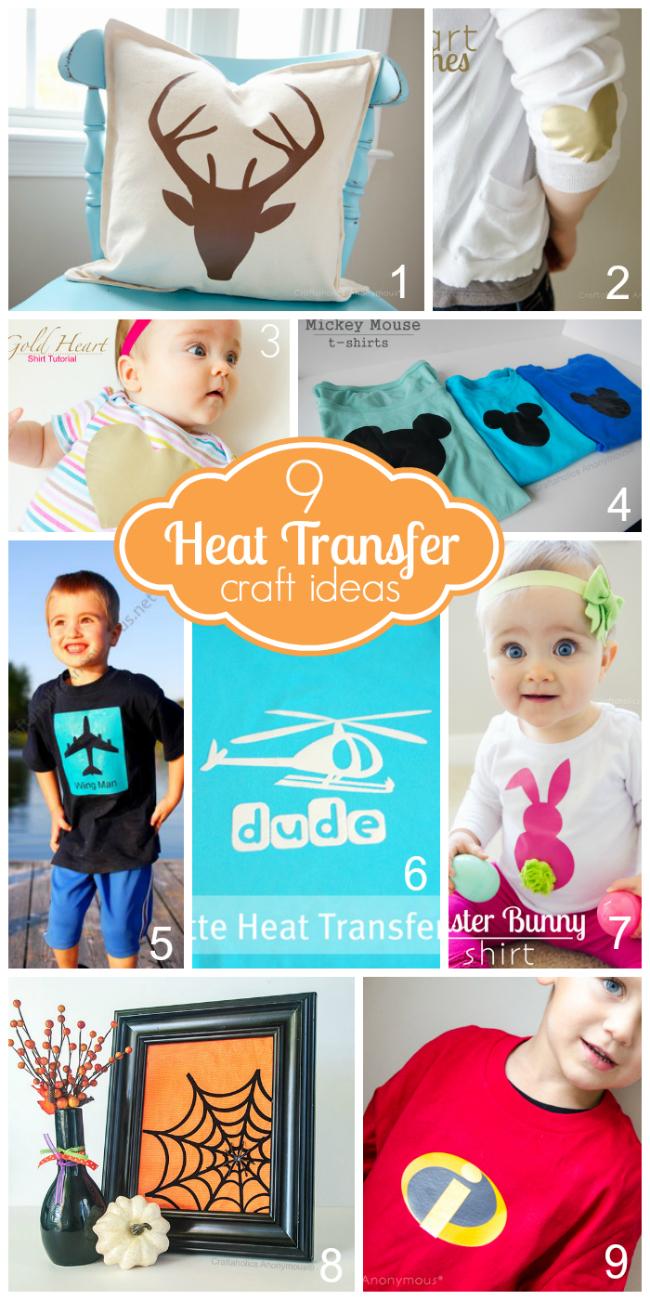 heat transfer ideas