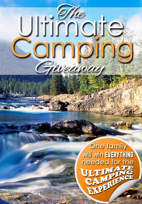 camping giveaway