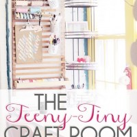 Small Craft Room TOUR – Vanessa at Tried & True Blog