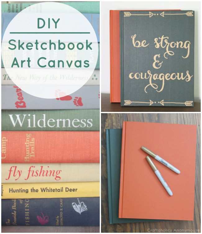 Transform vintage books with this easy tutorial! #tutorial #vintagebooks #diyart