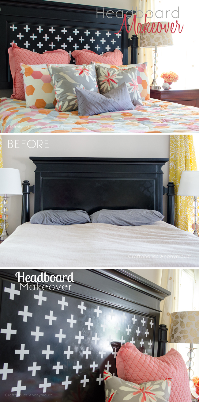 Headboard-collage