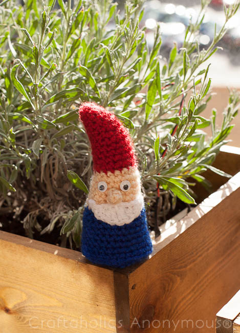 10+ Amigurumi Christmas Gnome Crochet Pattern Free and Paid | 650x469