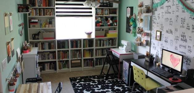 craft room- persia lou