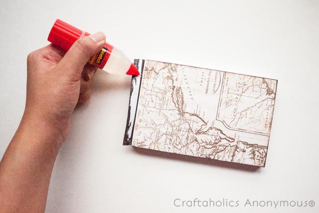 diy notepad gift