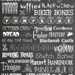 35 Fun & Free Spooky Halloween Fonts