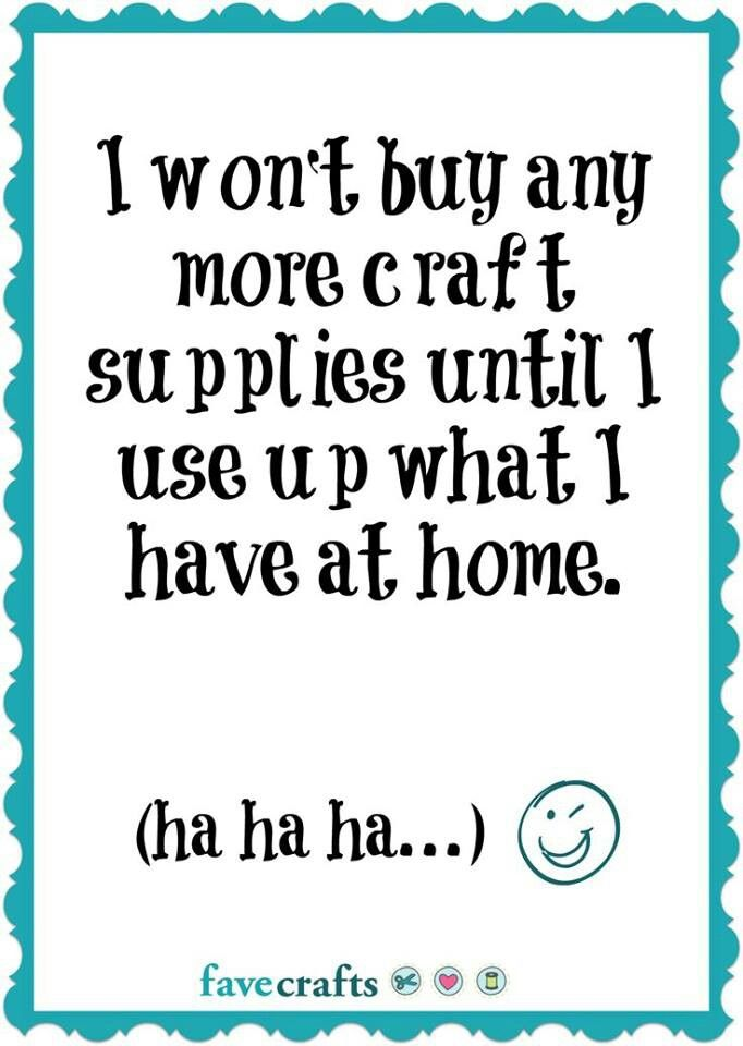 Craftaholics Anonymous® | 29 Funny Memes for Crafters